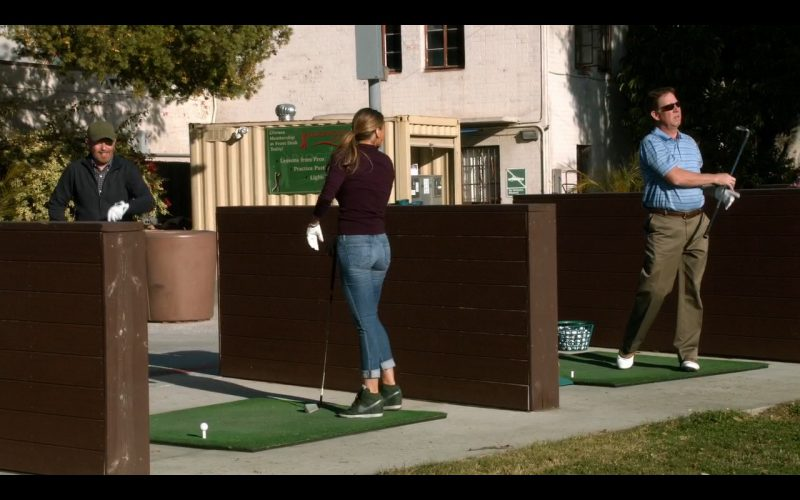 Nike Women's Sneakers - Modern Family TV Show Product Placement