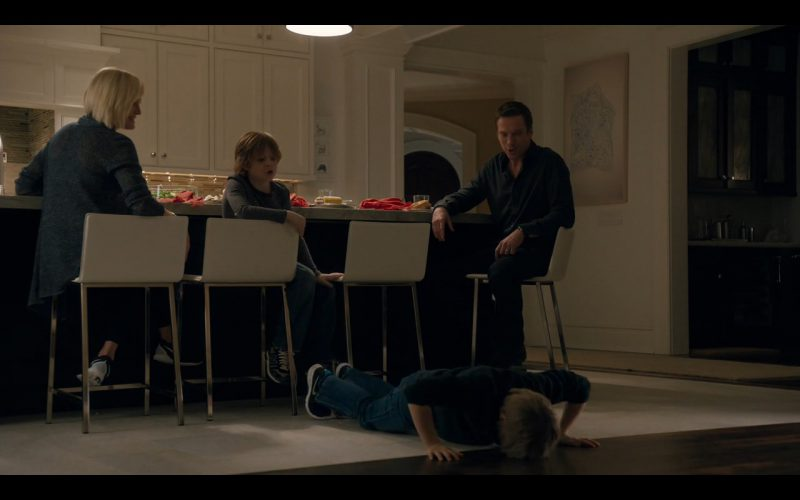 Nike and New Balance Shoes - Billions TV Show Product Placement