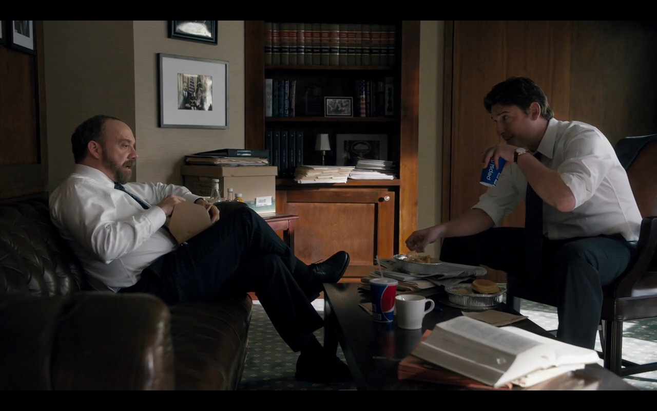 Pepsi – Billions TV Show Product Placement