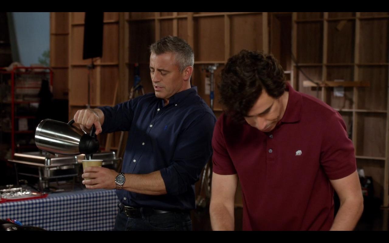 Ralph Lauren Shirt - Episodes (2)