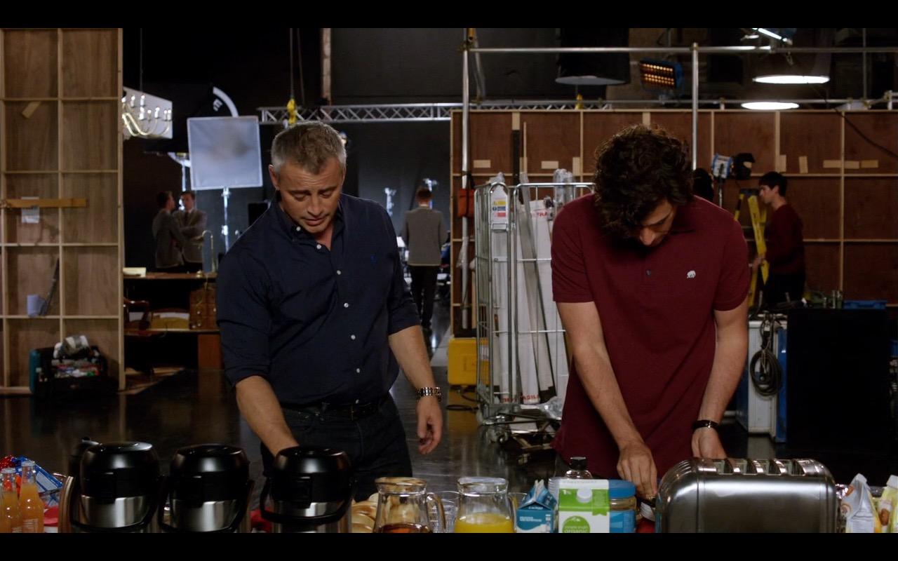 Ralph Lauren Shirt - Episodes (3)