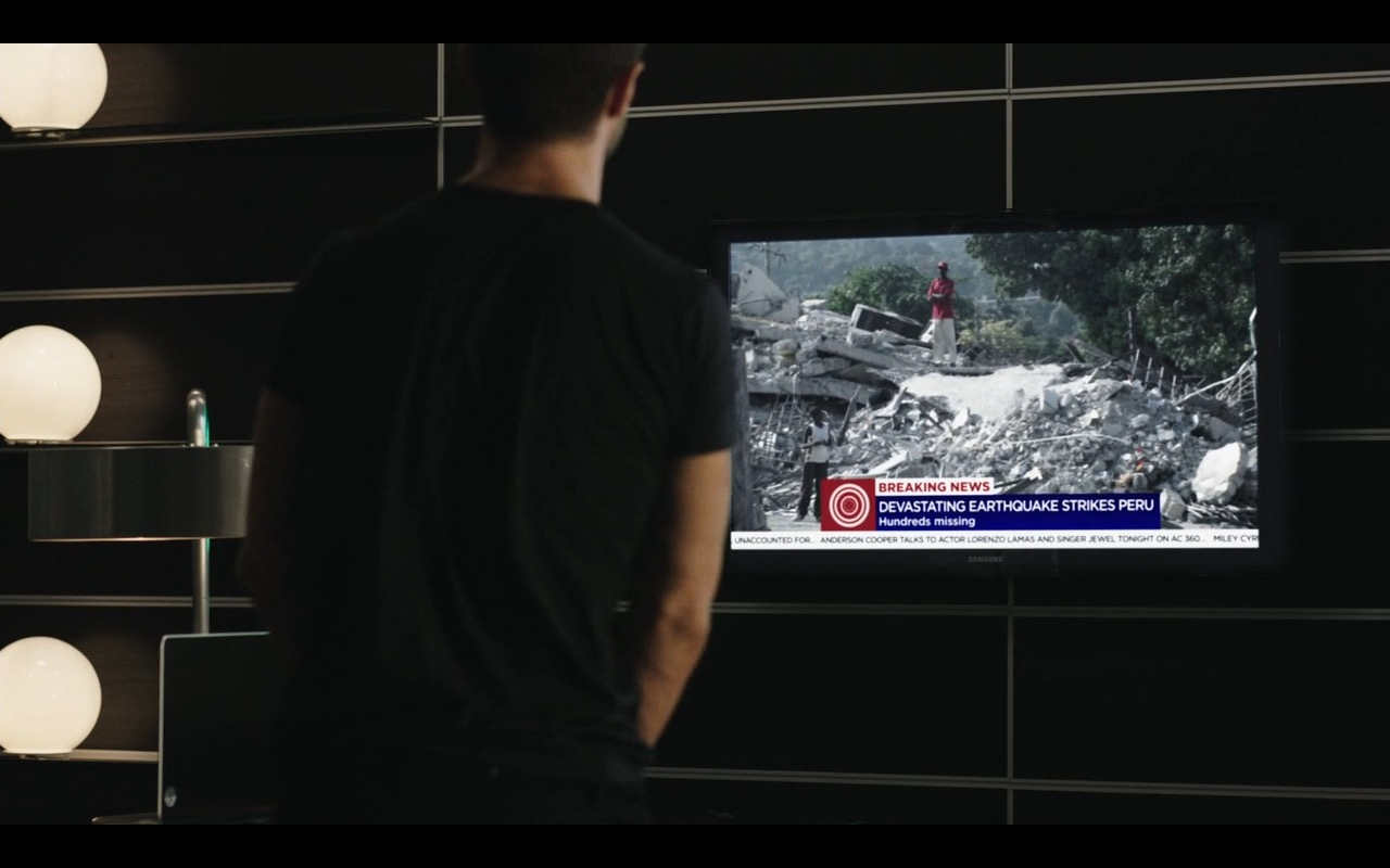 Samsung TV - Episodes TV Show Product Placement