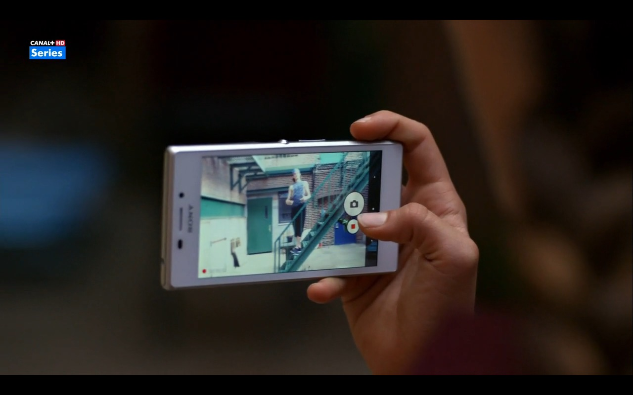 Sony Smartphone  - Mozart in the Jungle TV Show Product Placement