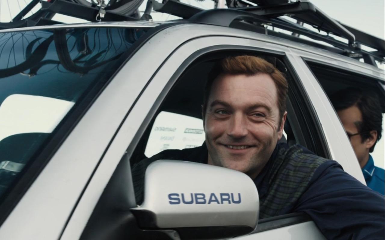Subaru  – The Program (2015) Movie Product Placement
