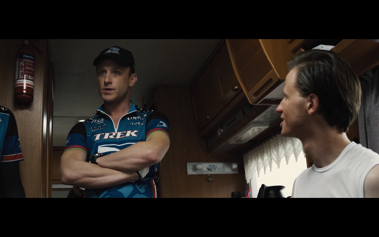 Trek Bicycles – The Program (2015) Movie Product Placement