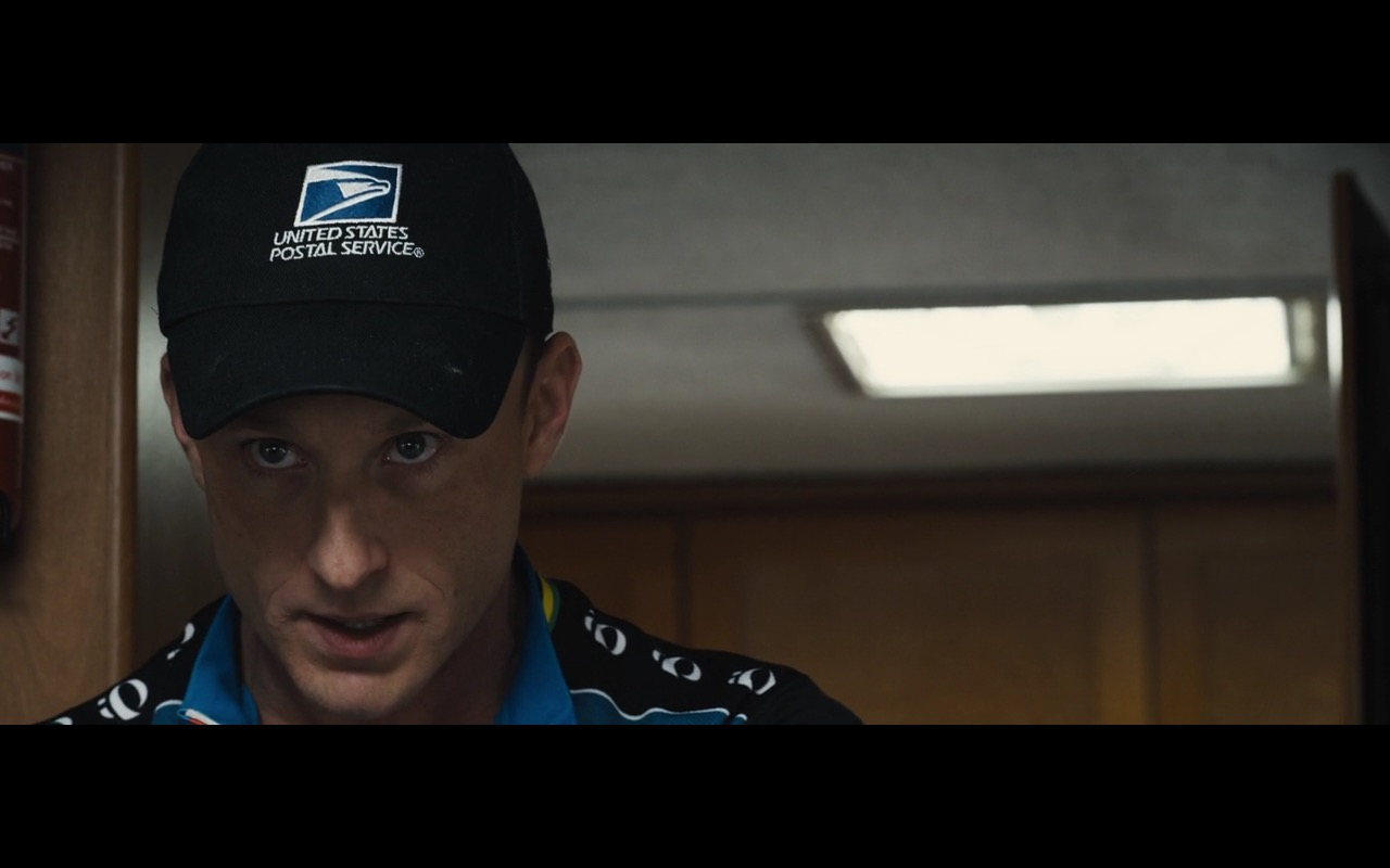 United States Postal Service – The Program (2015) Movie Product Placement