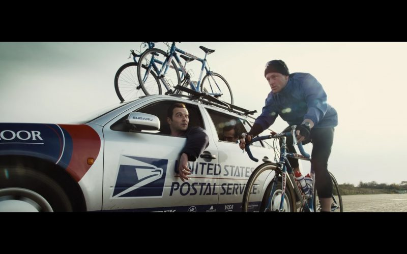 United States Postal Service, Subaru and Trek – The Program (2015)