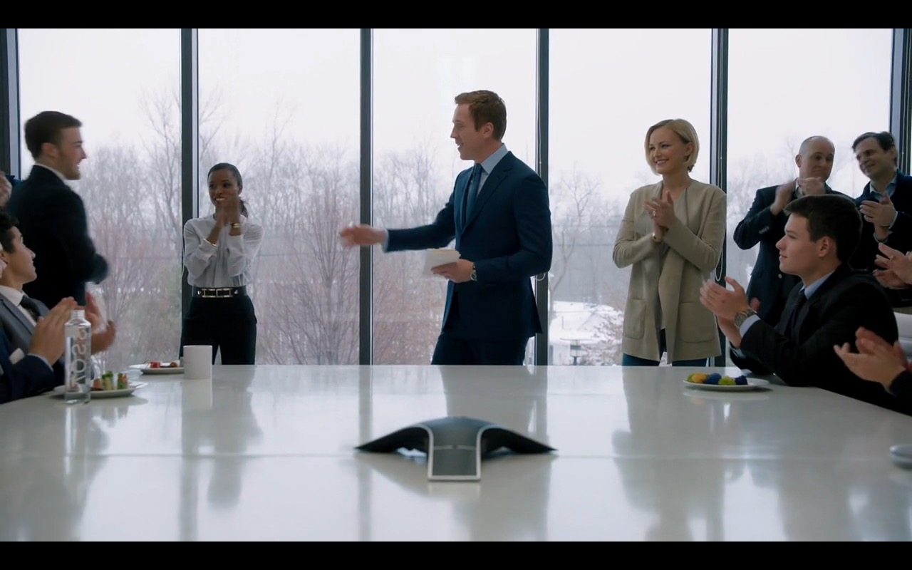 Voss (water) – Billions TV Show Product Placement