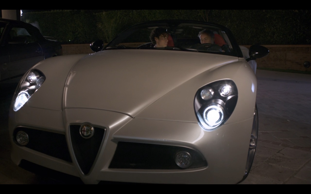 Alfa Romeo 8C - Episodes TV Show Product Placement