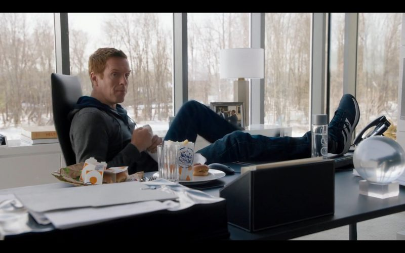White Castle, Voss and Adidas – Billions TV Show Product Placement