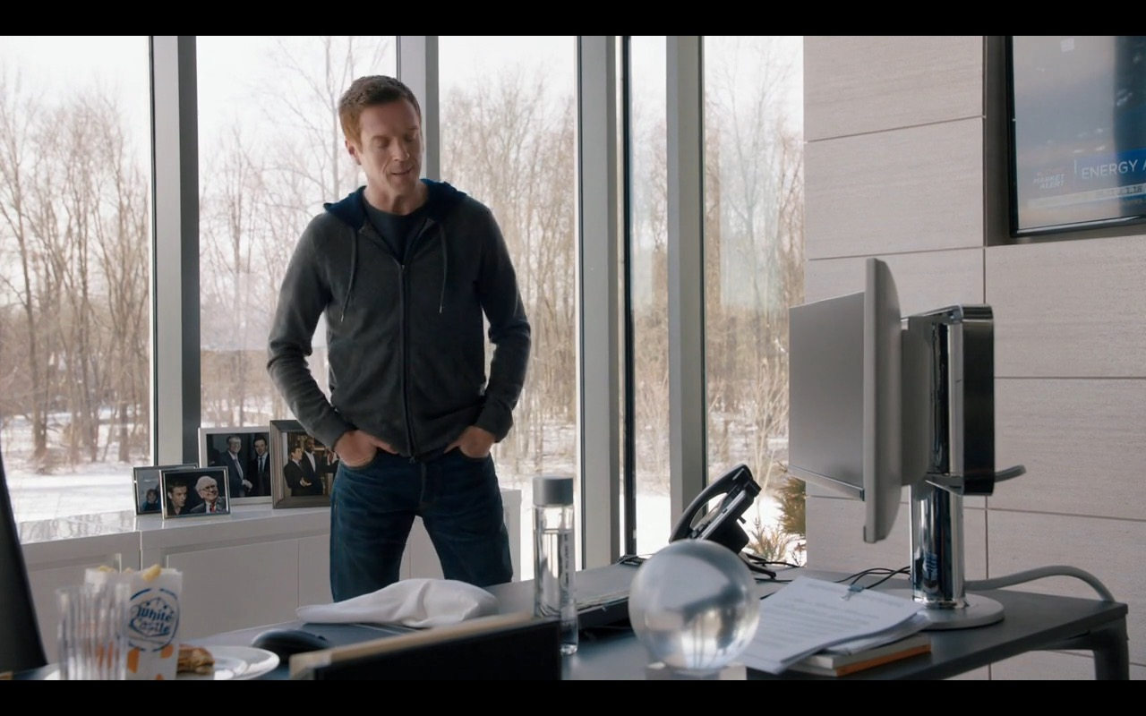White Castle, Voss and Adidas – Billions - TV Show Product Placement