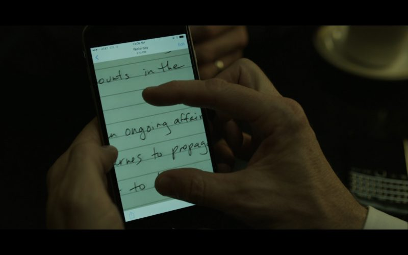 AT&T – House Of Cards TV Show Product Placement