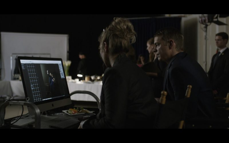Apple iMac - House Of Cards TV Show Product Placement