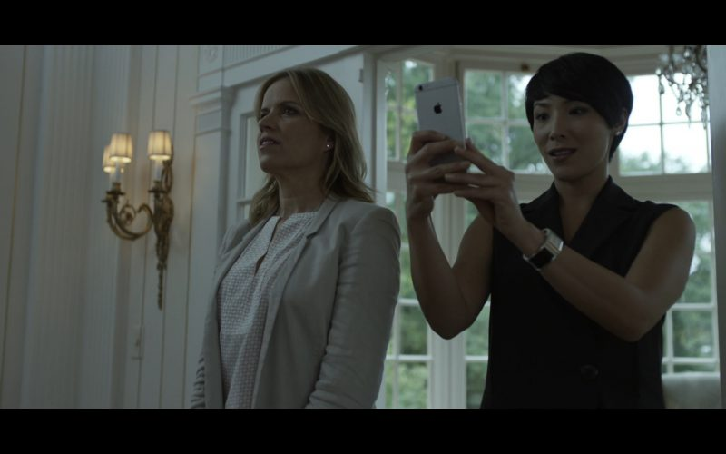 Apple iPhone 6/6S - House Of Cards TV Show Product Placement