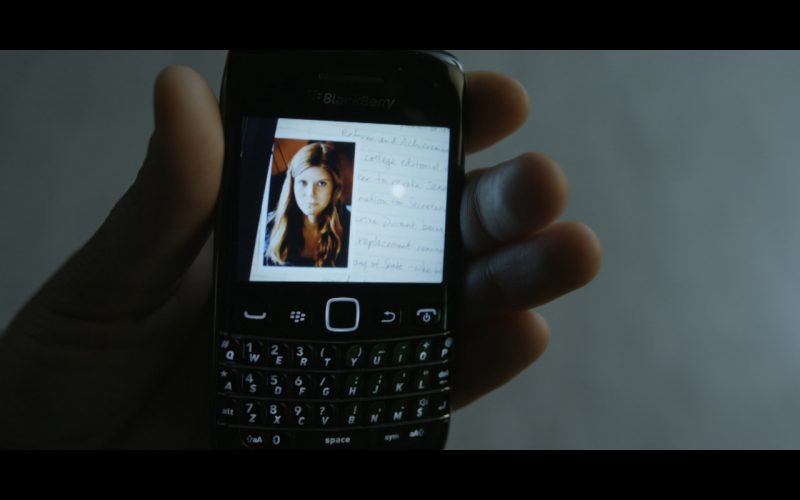 BlackBerry - House Of Cards TV Show Product Placement