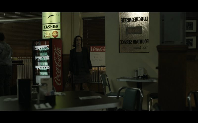 Coca-Cola - House Of Cards TV Show Product Placement
