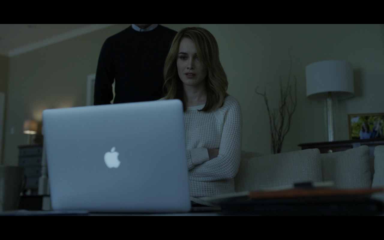 MacBook Pro 15 - House Of Cards TV Show Product Placement