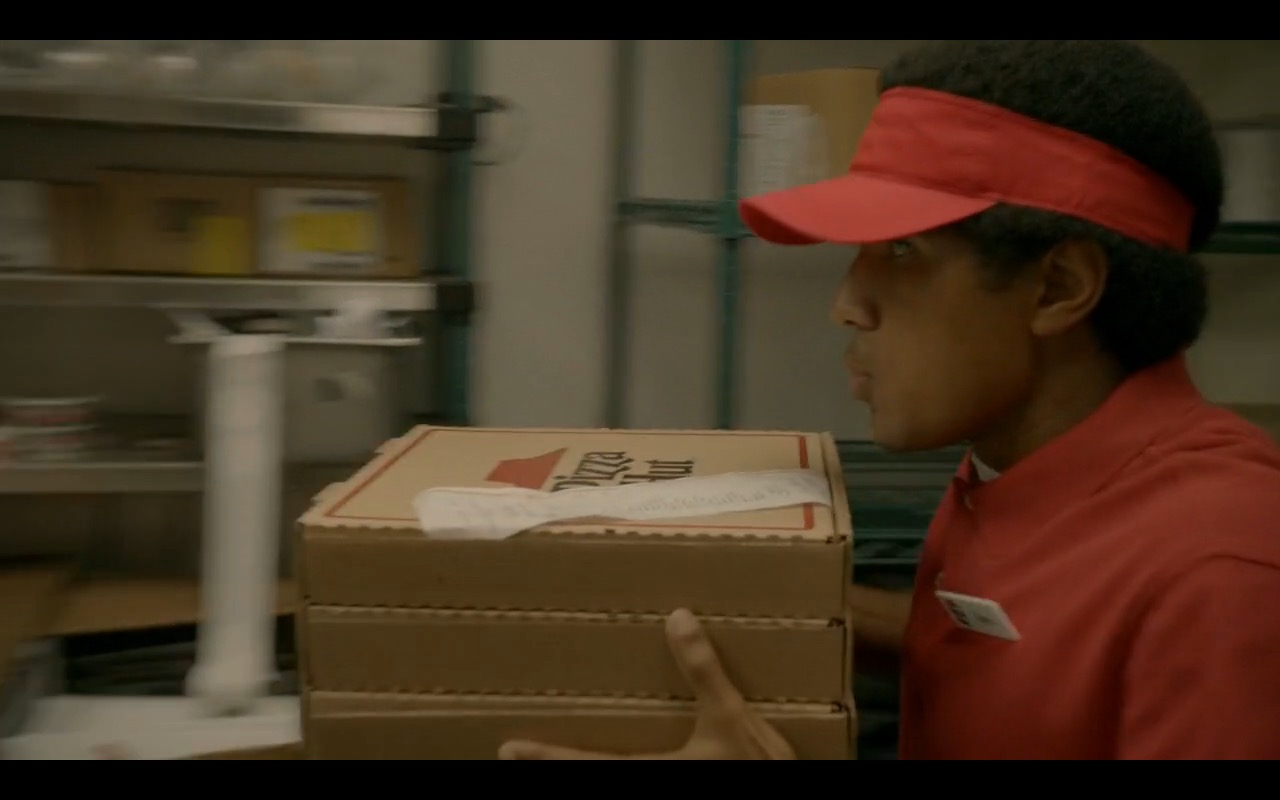 Pizza Hut - American Crime Story TV Show