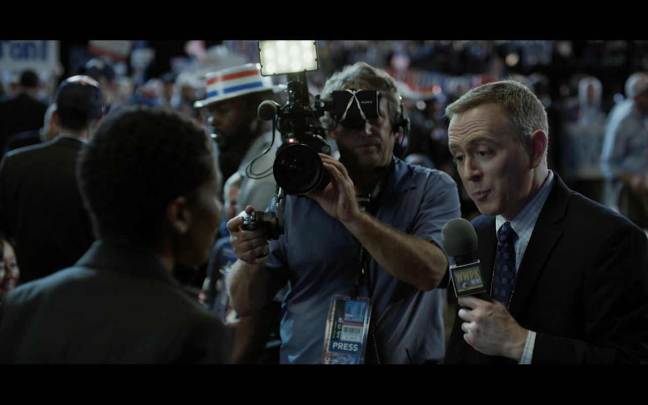 Sony Video Camera - House Of Cards TV Show