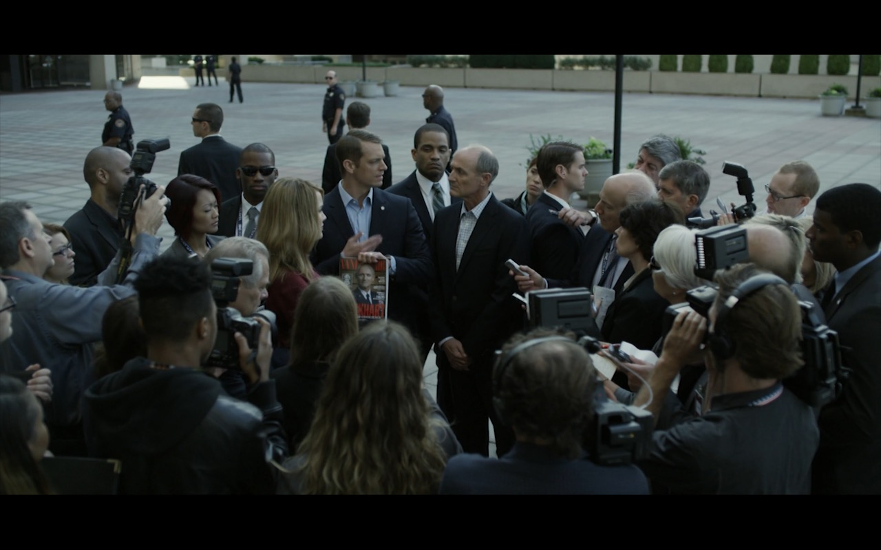 Vanity Fair – House Of Cards TV Show Product Placement