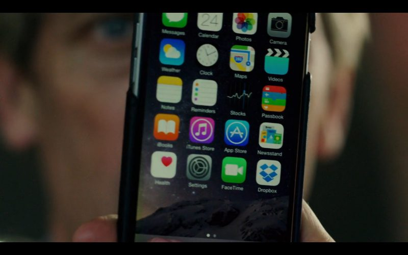 Apple iPhone – The Night Manager