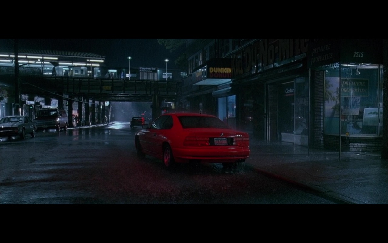 BMW 850i - Glengarry Glen Ross (1992) Movie Product Placement