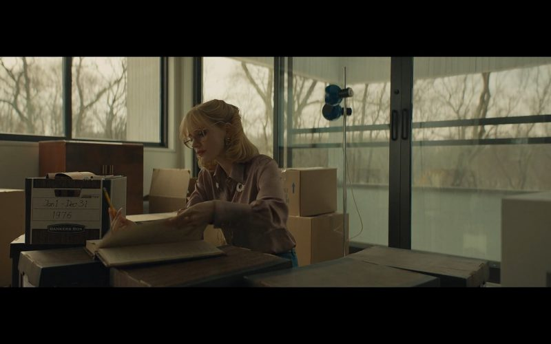 Bankers Box – A Most Violent Year 2014 (1)
