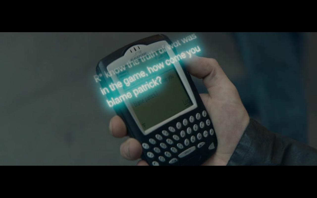 Blackberry - The Gamechangers (2015)