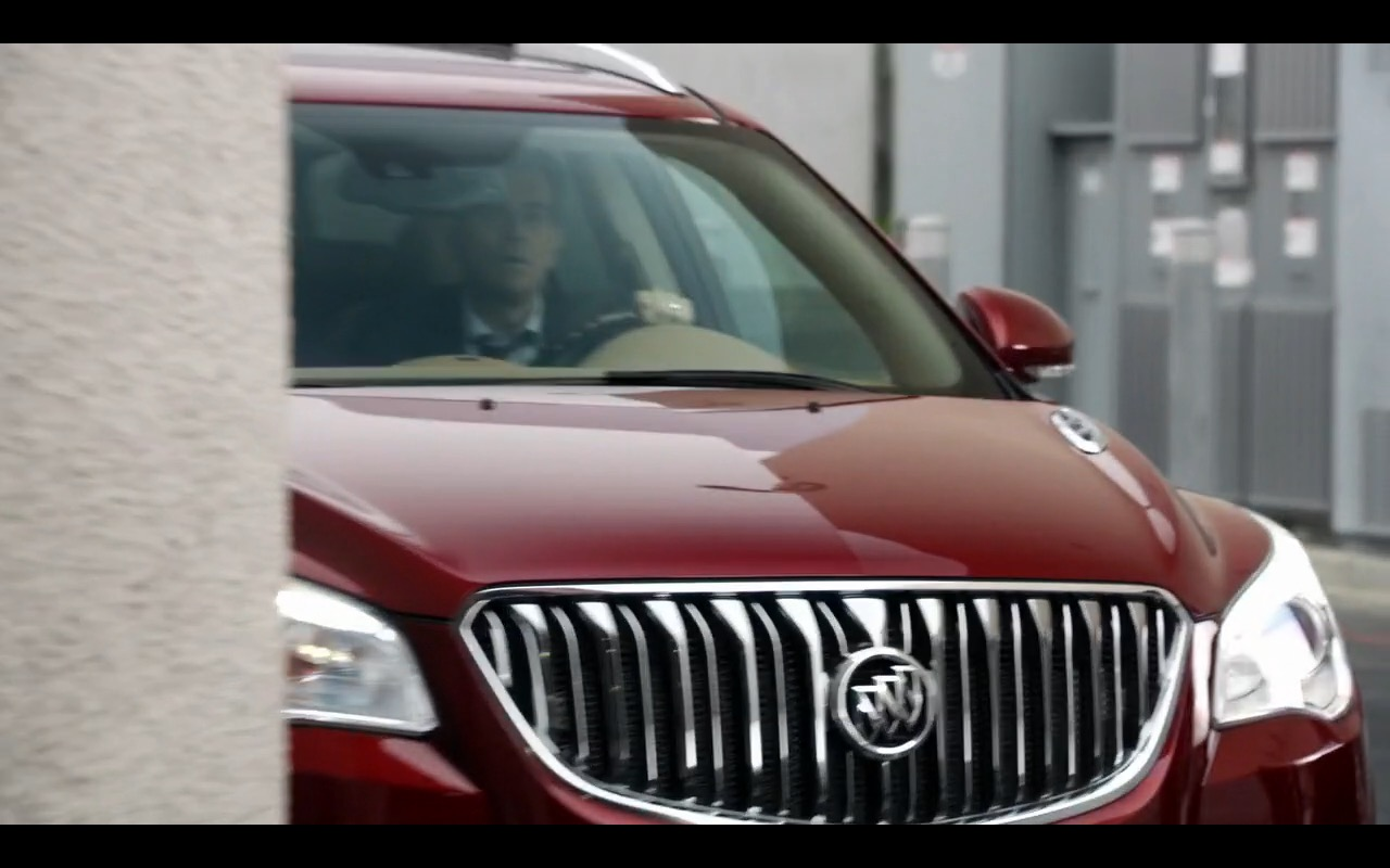 Buick Encave - Modern Family - TV Show Product Placement