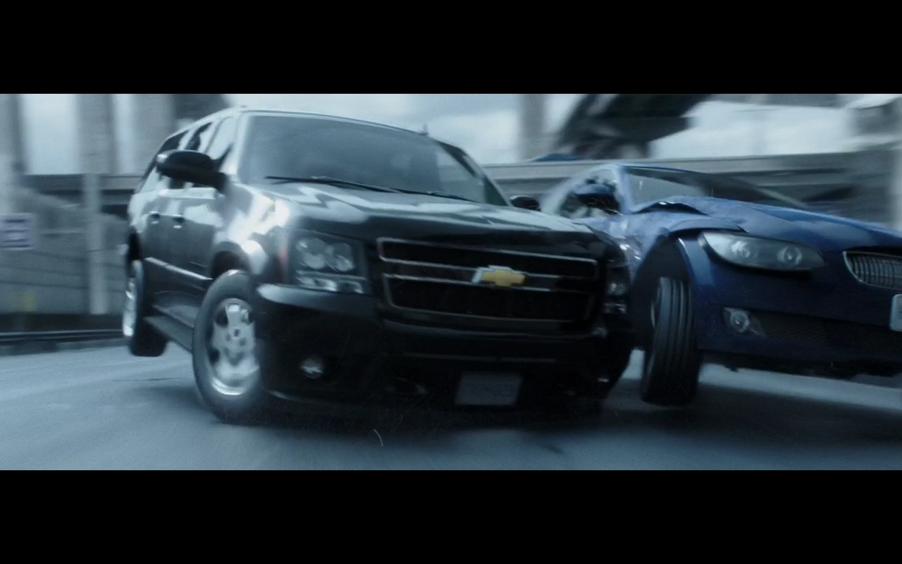 Chevrolet Suburban - Deadpool 2016 product placement (3)