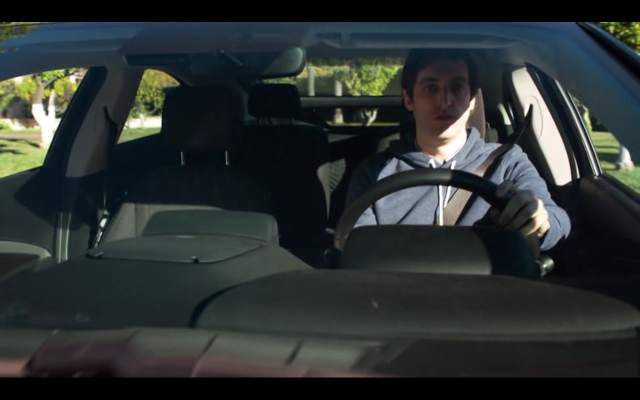 Chevrolet Volt Car in Silicon Valley (S3E1) TV Show Product Placement
