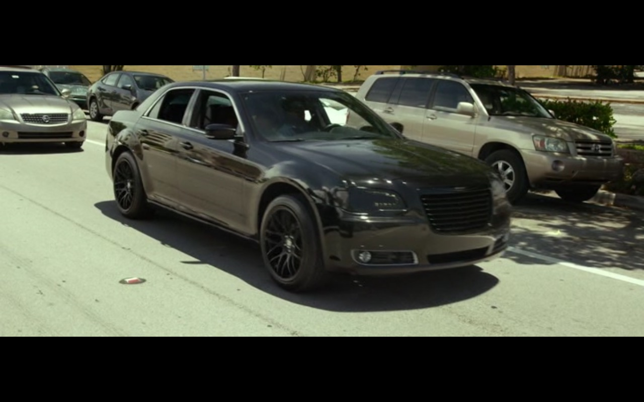 Chrysler 300 - Ride Along 2 (2016) Movie Product Placement