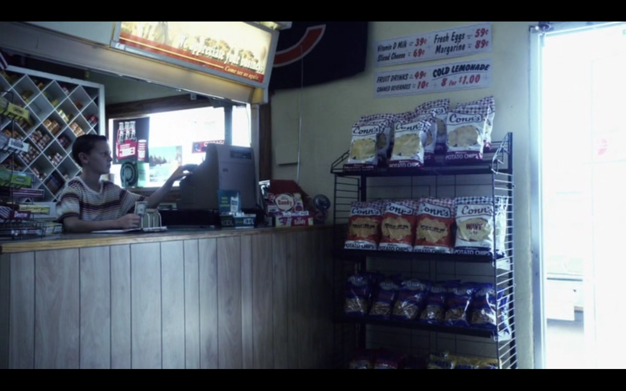 Conn's Potato Chips - Better Call Saul - TV Show Product Placement