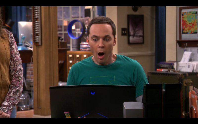 Dell Alienware – The Big Bang Theory (1)