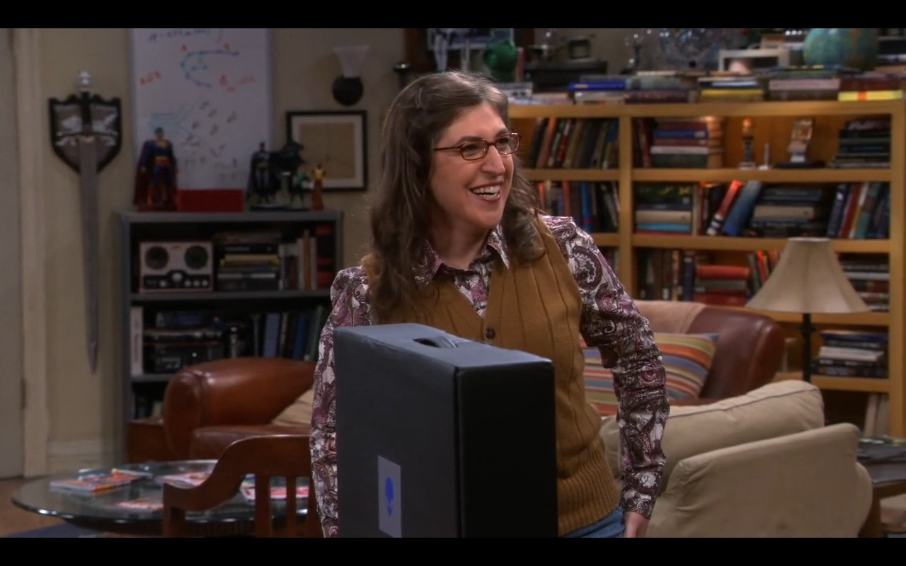 Used Macbook Pro >> Dell Alienware – The Big Bang Theory TV Show