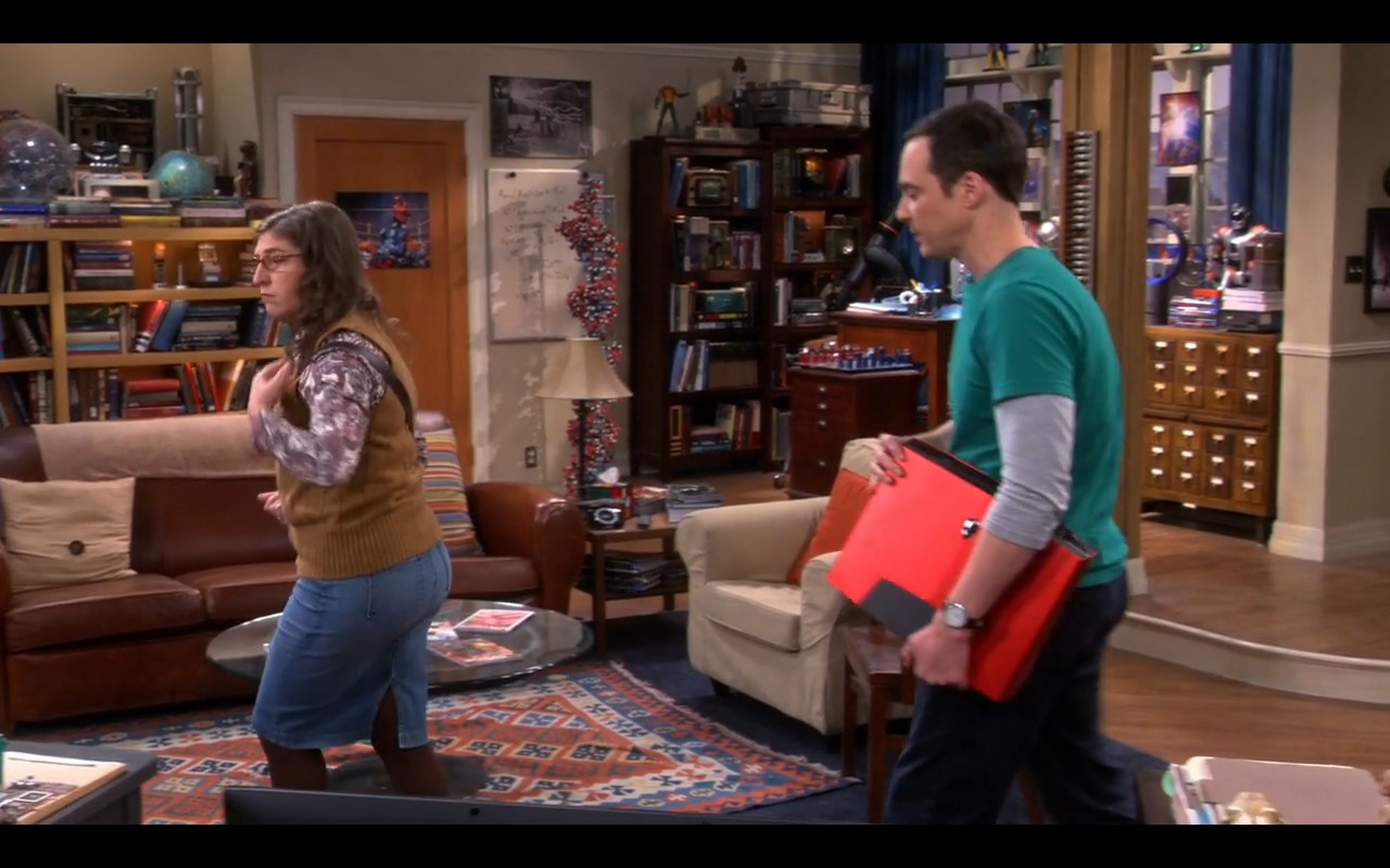 Dell Alienware – The Big Bang Theory - TV Show Product Placement