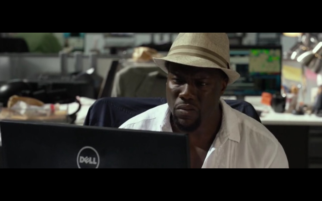 Dell Monitor - Ride Along 2 (2016) - Movie Product Placement