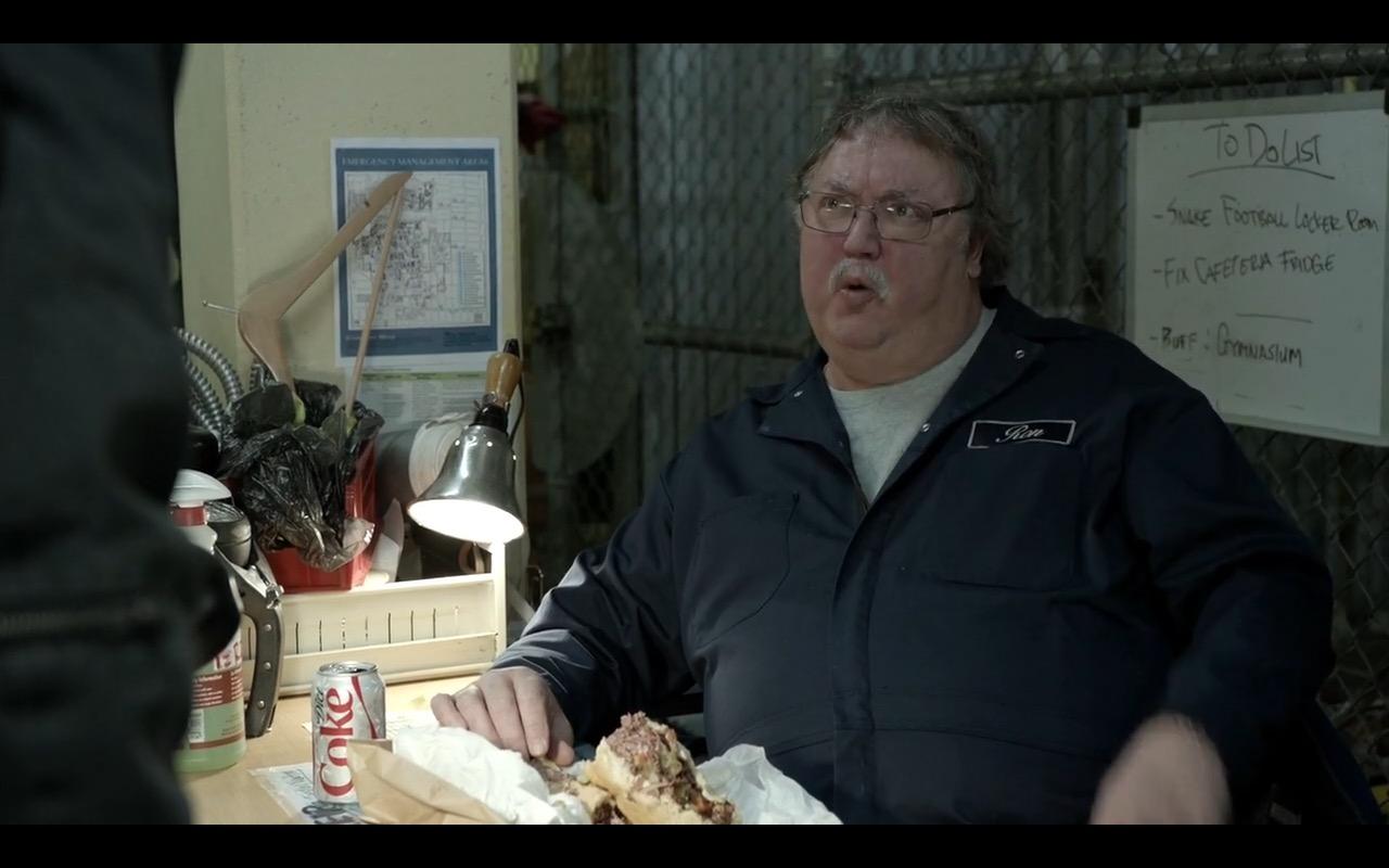 Diet Coke - Shameless - TV Show Product Placement