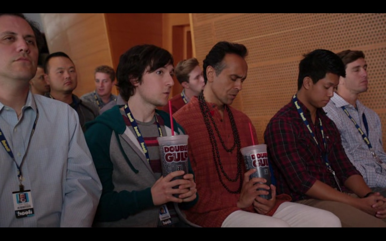 Double Gulp – Silicon Valley TV Show Product Placement