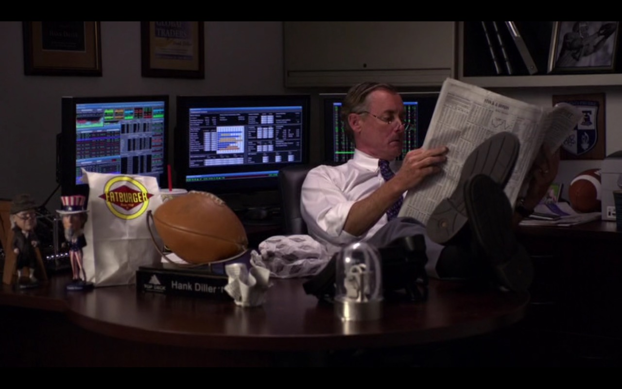 Fatburger – Get a Job (2016) Movie Product Placement