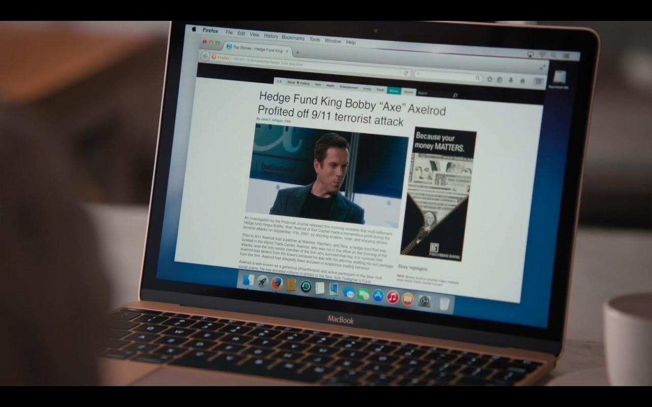Firefox and Macbook - Billions