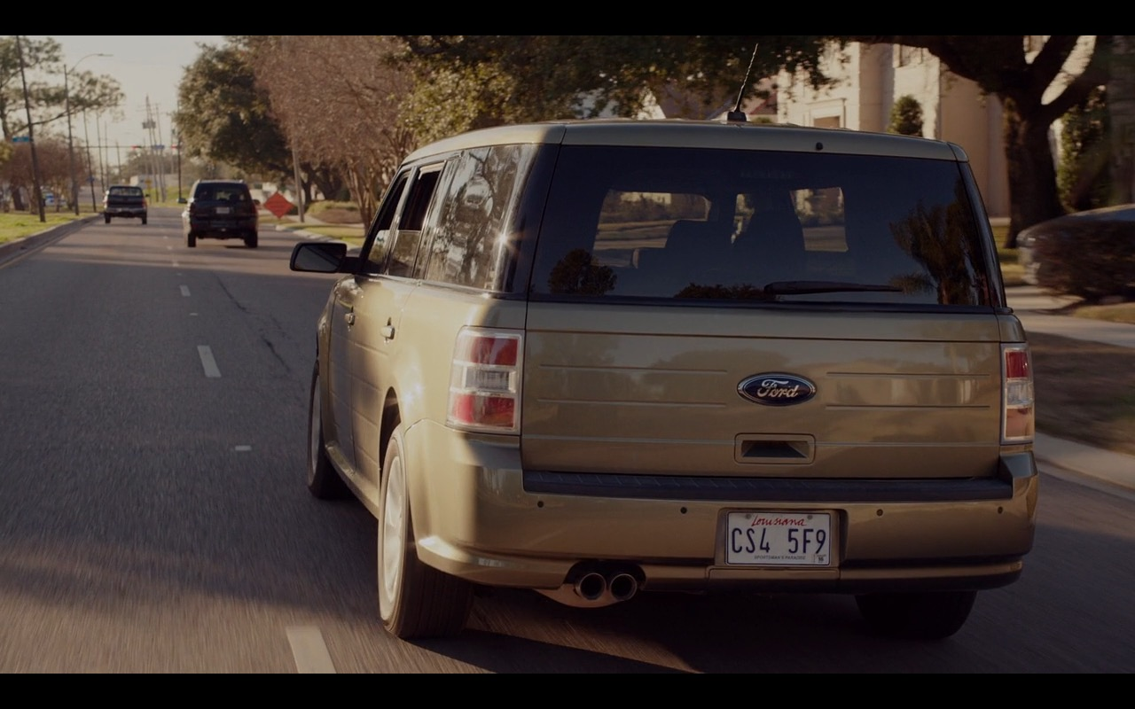 Ford Flex Daddy S Home 2015 Movie