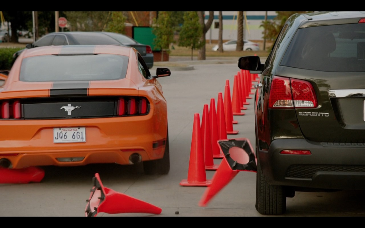 Ford Mustang – Daddy's Home (2015) Movie