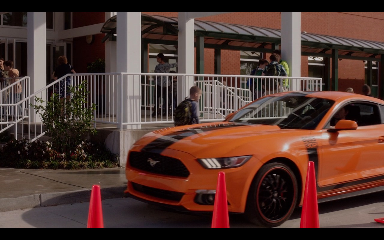 Ford Mustang Daddy S Home 2015 Movie