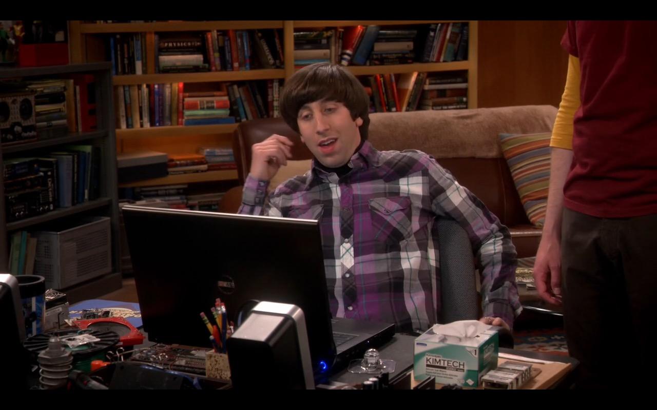 Kimberly-Clark Professional Kimtech Science Kimwipes - The Big Bang Theory