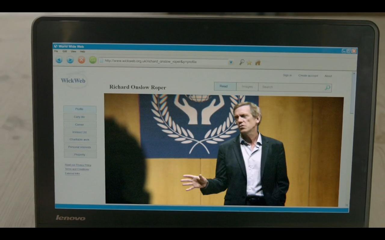 Lenovo ThinkPad - The Night Manager (1)