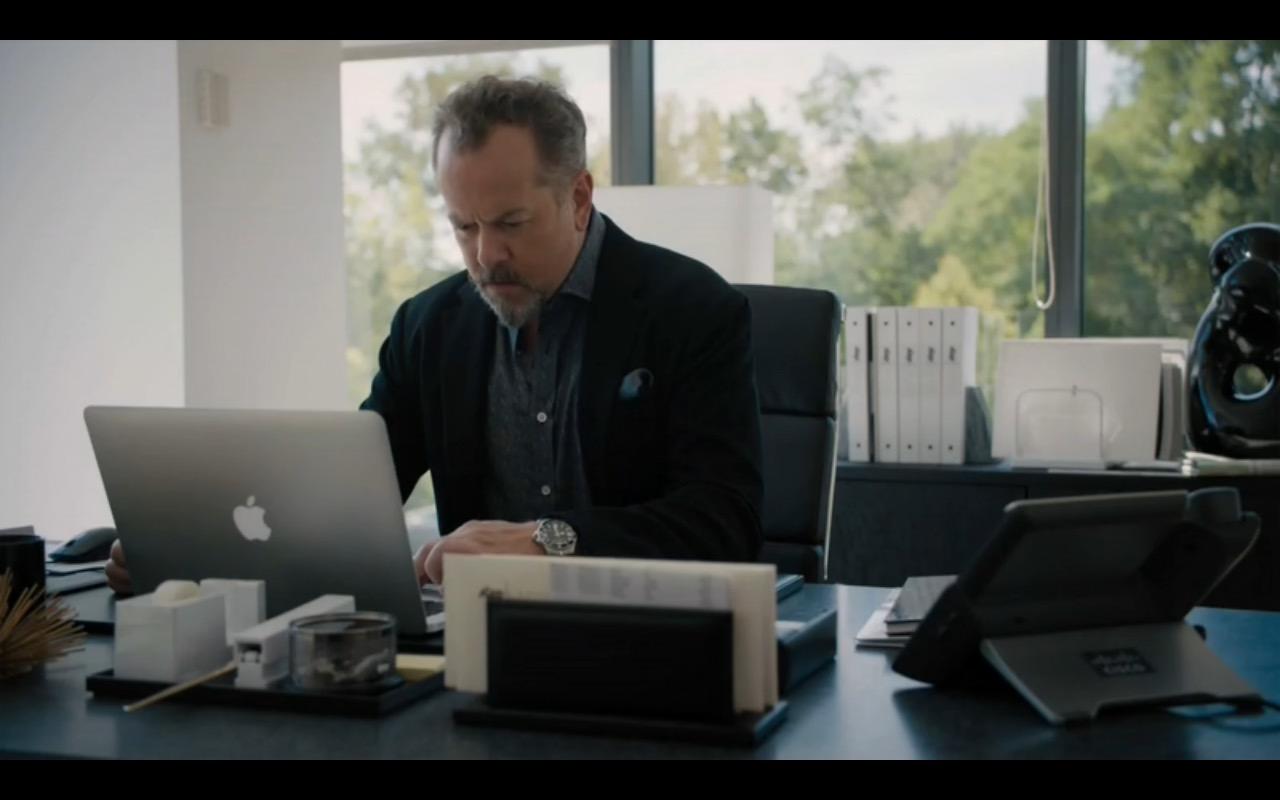 MacBook Air – Billions - TV Show Product Placement
