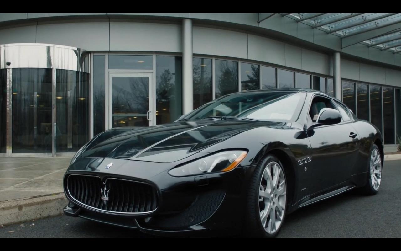 Maserati Granturismo Billions Tv Show Scenes