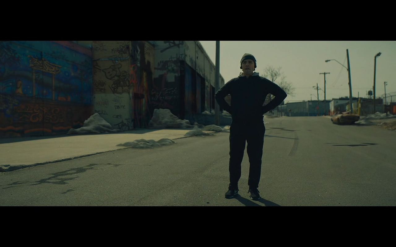 Nike Sneakers - A Most Violent Year (2014) - Movie Product Placement