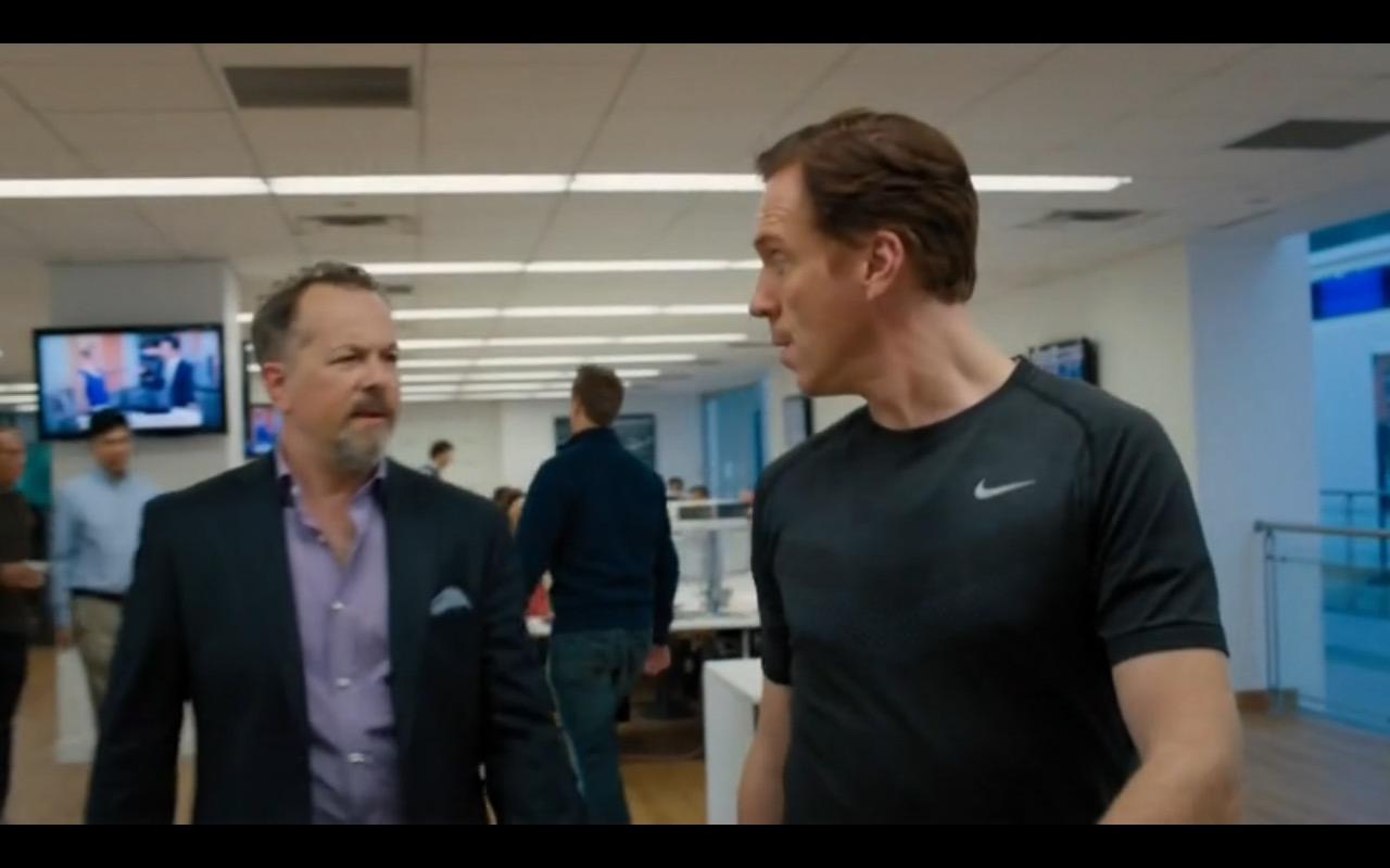 Nike T-Shirt for Men – Billions TV Show Product Placement